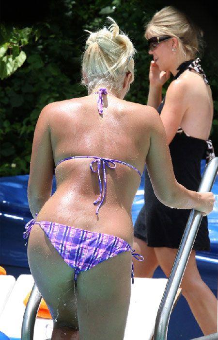 Brooke Hogan'ın havuz sefası - 32